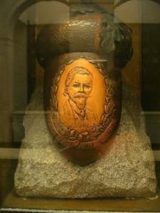 urna funeraria arnold ehret ehretismo
